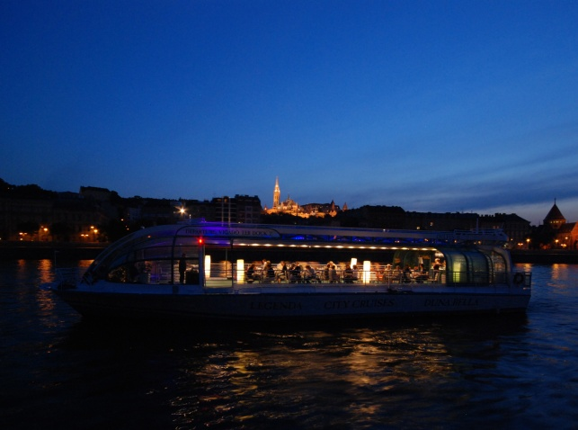 Exclusive boat trip on the Danube